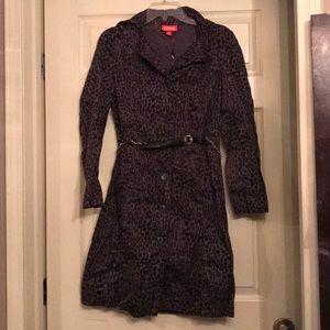 Jacket Dress! Leopard Print!